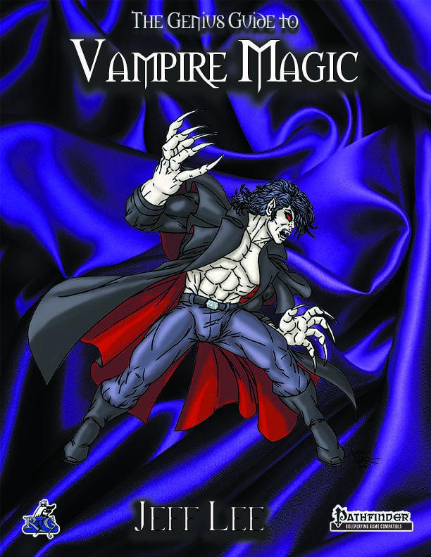 The Genius Guide to Vampire Magic