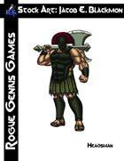 Stock Art: Blackmon Headsman