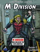 Super Powered Legends: M-Division