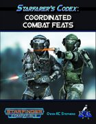 Starfarer's Codex: Coordinated Combat Feats