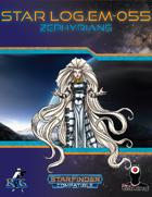 Star Log.EM-055: Zephyrians