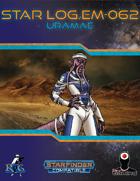 Star Log.EM-062: Uramae