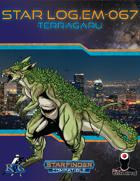 Star Log.EM-067: Terragaru