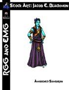 Stock Art: EMG Blackmon Awakened Samsaran