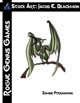 Stock Art: Blackmon Zombie Pteranodon