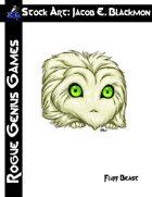Stock Art: Blackmon Fluff Beast