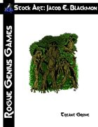 Stock Art: Blackmon Treant Grove