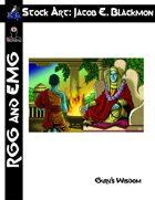 Stock Art: EMG Blackmon Guru's Wisdom