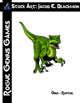 Stock Art: Blackmon Dino - Raptor