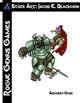 Stock Art: Blackmon Armored Ogre