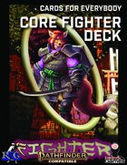 Cards for Everybody: Core Fighter Deck