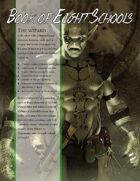 The Grimoire Arcane: Book of Eight Schools