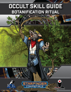 Occult Skill Guide: Botanification Corruption