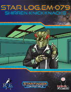 Star Log.EM-079: Shirren Knickknacks