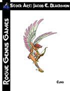 Stock Art: Blackmon Cupid