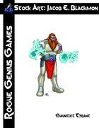 Stock Art: Blackmon Gauntlet Tyrant