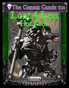 The Genius Guide to Loot 4 Less Vol. 3: Hot Rods