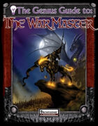 The Genius Guide to the War Master