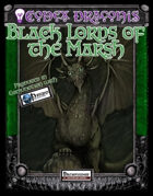 Codex Draconis: Black Lords of the Marsh