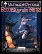 Ultimate Options: Power of the Ninja