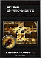 Space Environment Lab Apocalypse Tile Set vol1