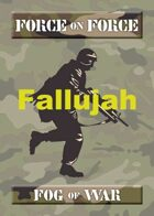 Fallujah Fog of War