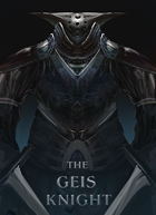 The Geis Knight: New Class For Dungeon World