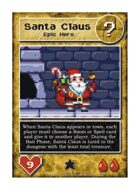 Boss Monster Santa Claus