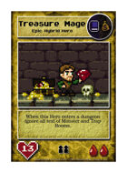 Treasure Mage - Custom Card
