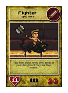 Fighter - Custom Card