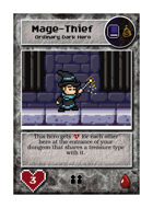 Mage Thief - Custom Card