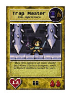 Trap Master - Custom Card