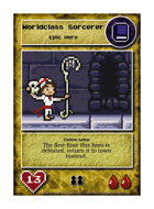 Colton Leino - Custom Card