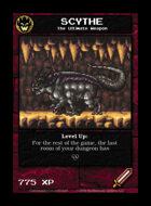 Scythe - Custom Card