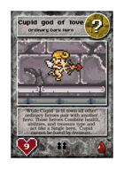 Cupid - Custom Card