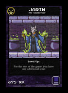Jarin - Custom Card