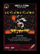 Hellcow - Custom Card