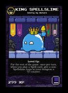 King Spellslime - Custom Card
