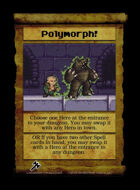 Polymorph! - Custom Card