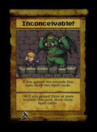 Inconceivable! - Custom Card
