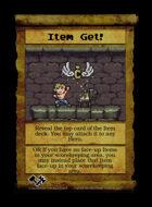 Item Get! - Custom Card