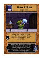 Mana Potion - Custom Card