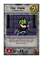 The Punk - Custom Card
