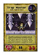 Trap Master - Custom Card