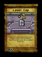 Level Cap - Custom Card
