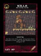 Killa - Custom Card