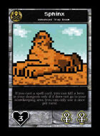 Sphinx - Custom Card