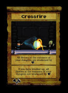Crossfire - Custom Card