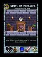 Court Of Monsters - Custom Card