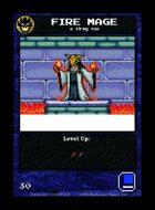 Fire Mage - Custom Card